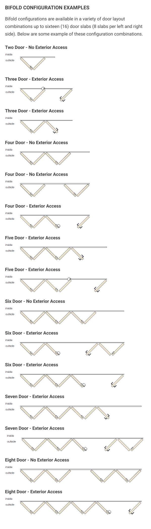 Bi-Folding Doors 1
